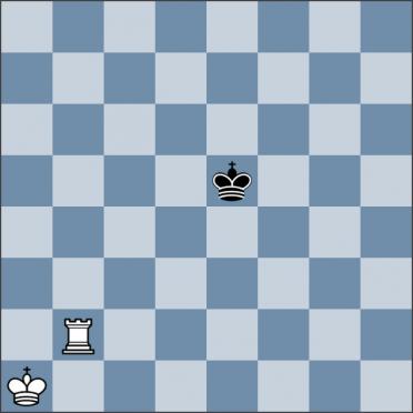 Урок №141. Король против ладьи (мат ладьёй)