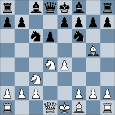 Урок №26. Сицилианская защита. Атака Рихтера-Раузера