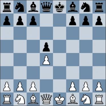 Урок №38. Французская защита. Разменный вариант