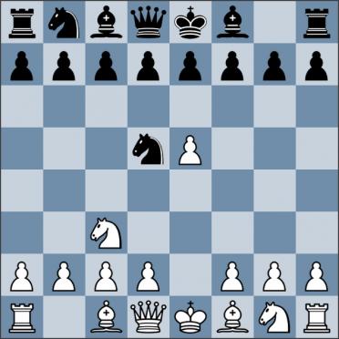 Урок №56. Защита Алёхина. Вариант двух коней