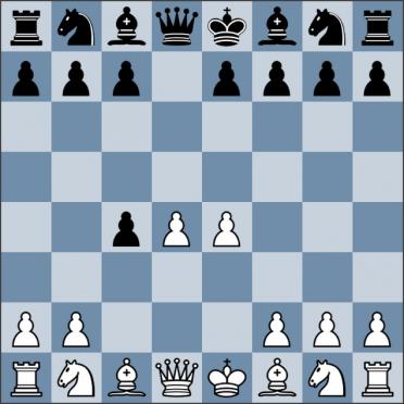 Урок №91. Принятый ферзевый гамбит. Вариант 3.e4