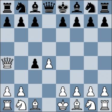 Урок №94. Принятый ферзевый гамбит. Вариант 3.Qa4+