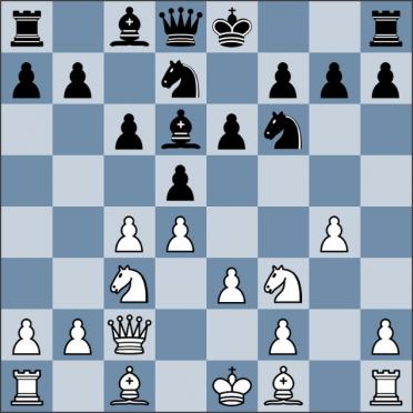 Урок №62. Славянская защита. Гамбит Широва-Шабалова