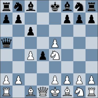Урок №77. Славянская защита. Контргамбит Винавера