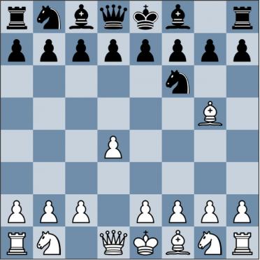 Урок №128. Атака Тромповского