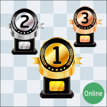 Шахматный турнир. Онлайн. Денежные призы - 2016.11.19
